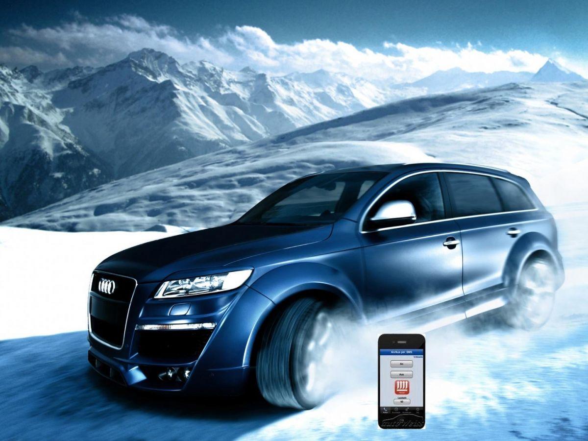 Audi Q5 3,0 TDI 176kW Komplet Heating Webasto 5kW
