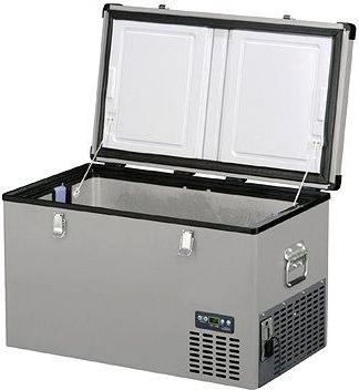 Indel B TB74 Steel 74L 12/24/230V -18°C compressor cooling box