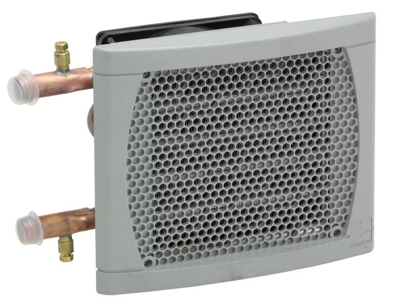 Eberspacher Heat Exchange Helios 2000 24V 222282104220 Eberspächer