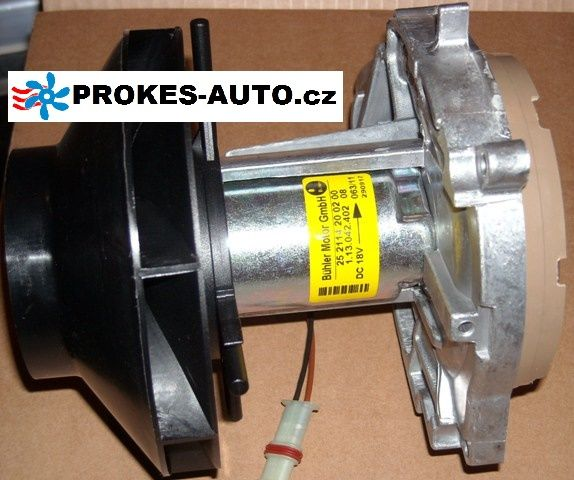 Blowers Motor 24V AIRTRONIC D4 Plus / D4S 252145992000 / 25211400200 / 252114200200 Eberspächer