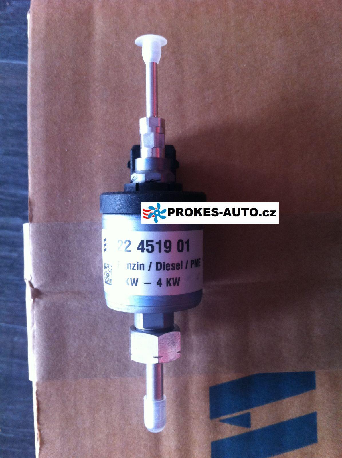 Eberspächer Fuel dosing pump Airtronic D2 / D4 12V 224519010000 / 22451901
