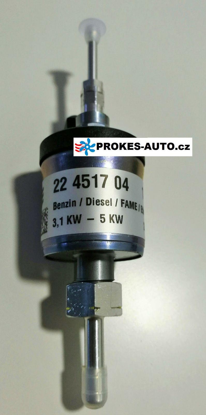 Eberspacher Fuel pump H12V 3,1-5kW Diesel / Benzin 22451704 Eberspächer