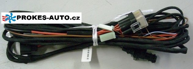 Switch Power Wiring Harness D5WSC / D4WSC / D4WS / D5WS 221000330100 Eberspächer