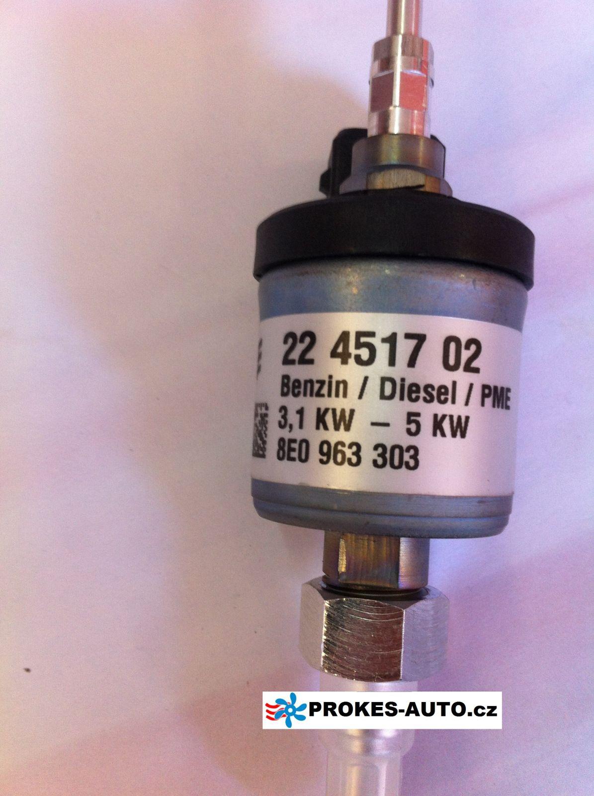 Fuel pump 12V for VOLVO 22451702 / 8E0963303 Eberspächer