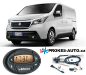 Upgrade-Kit Webasto TTC Fiat Scudo including the driver