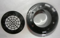 Exhale with grid OE60 mm 1322634 / 87389 Webasto