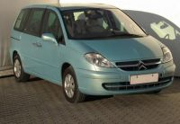 Citroen C8 Upgrade-Kit Webasto TT-C