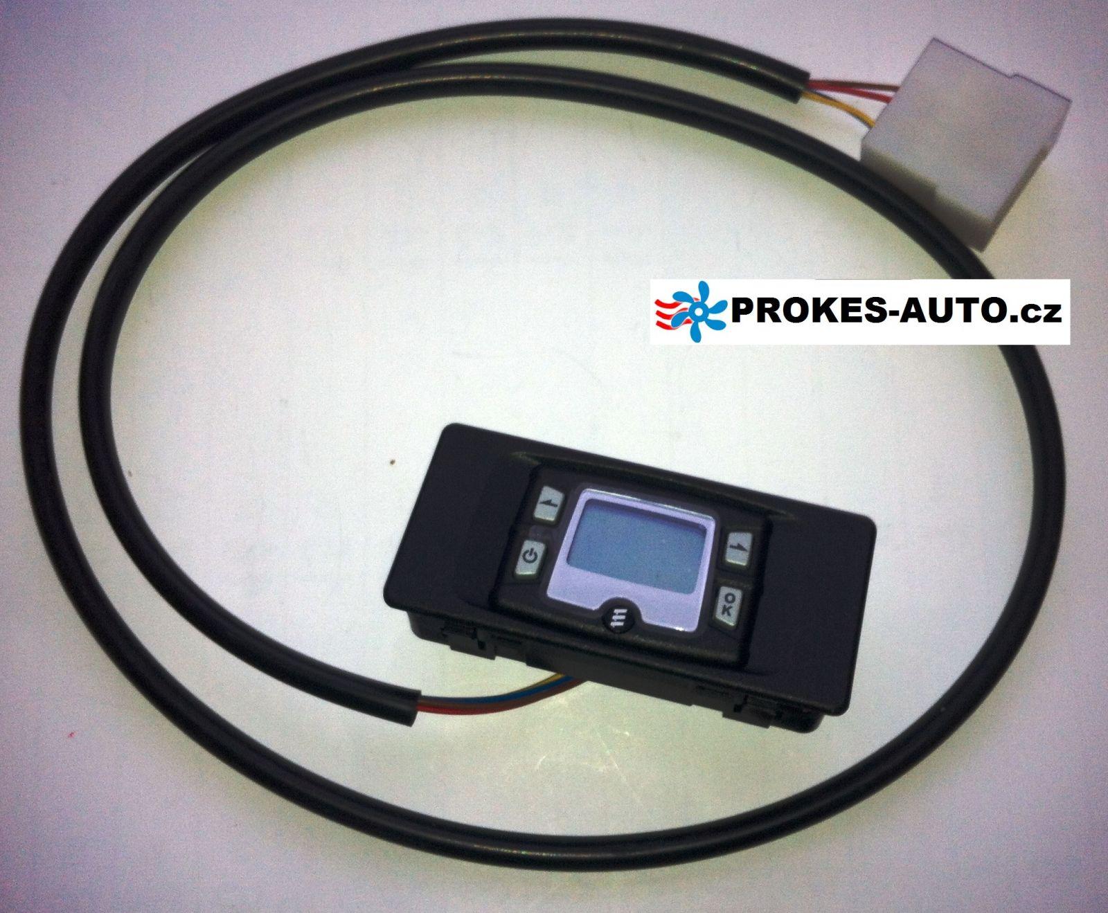 Eberspacher Basic diagnostic test unit H2 221545890000 / 221512890000 Eberspächer