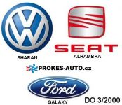 Upgrade kit VW Sharan TDI  Ford Galaxy 1,9 TDI