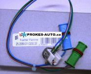 Flame Overheat Sensor combi D2 / D4 252069010200 / MAN 252292 / 81.77907-0014 / M.B. 252334 / 001 830 2772 / 0018302772 Eberspächer