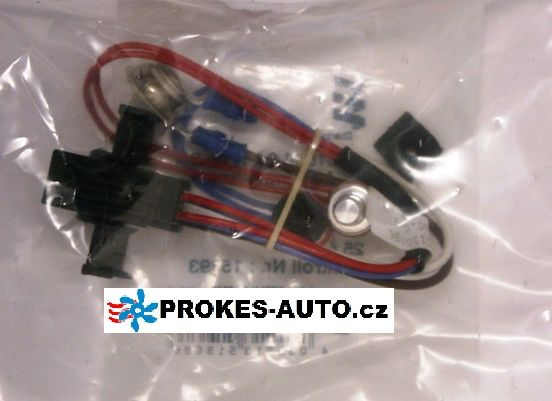 Cable harness + sensors for D3WZ 251864011700 Eberspächer