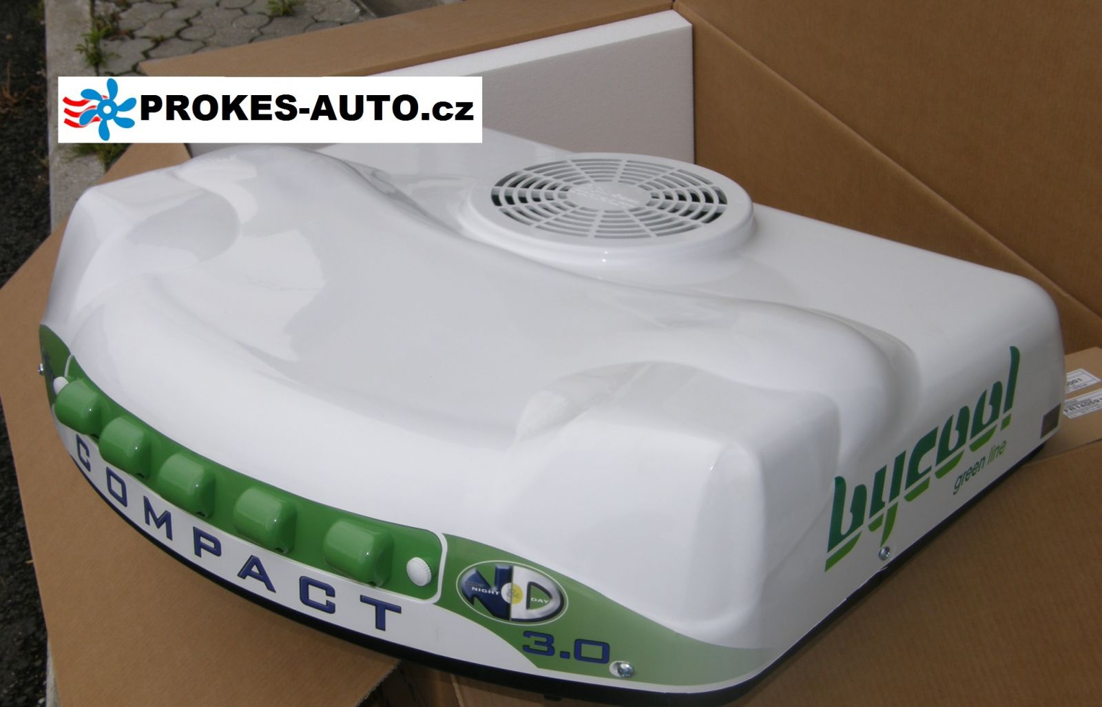 Dirna Minicool Compact Night & Day 3.0 24V 3000W