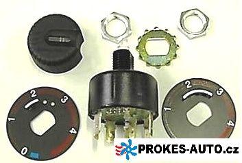 Temperature Controller 12V D1LC / D3LC / Compact / D5LC / D8LC 251767710000 Eberspächer