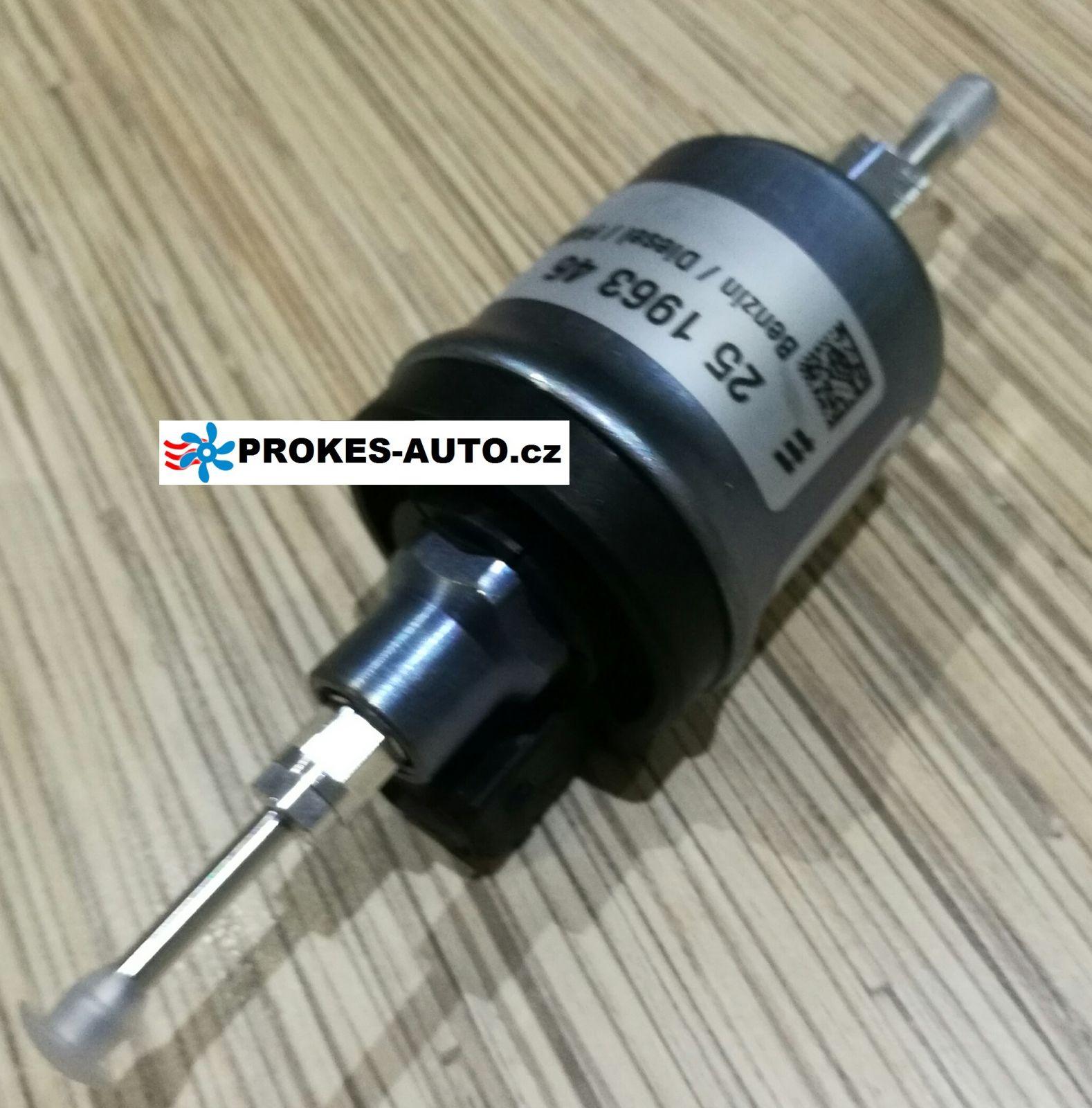 The fuel pump 24V Hydronic 10 / 25196346 Eberspächer