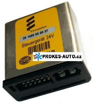 Eberspacher Control unit 24V D8LC 251689500037 Eberspächer