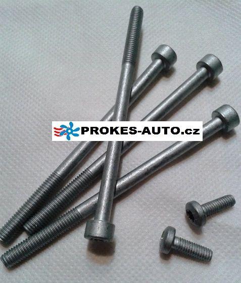 Eberspächer Screw set H-II D5Z-F, D5S-F, B5S-F / 252278990003