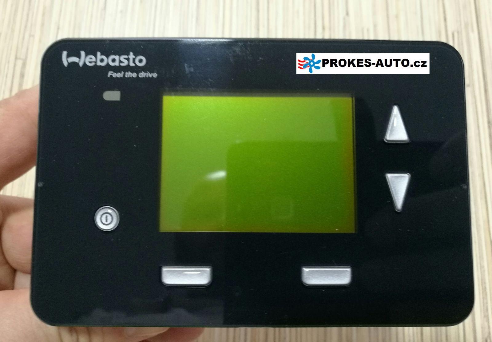 Webasto Control unit - for digital RHA 102 / 1320808A / 1310746