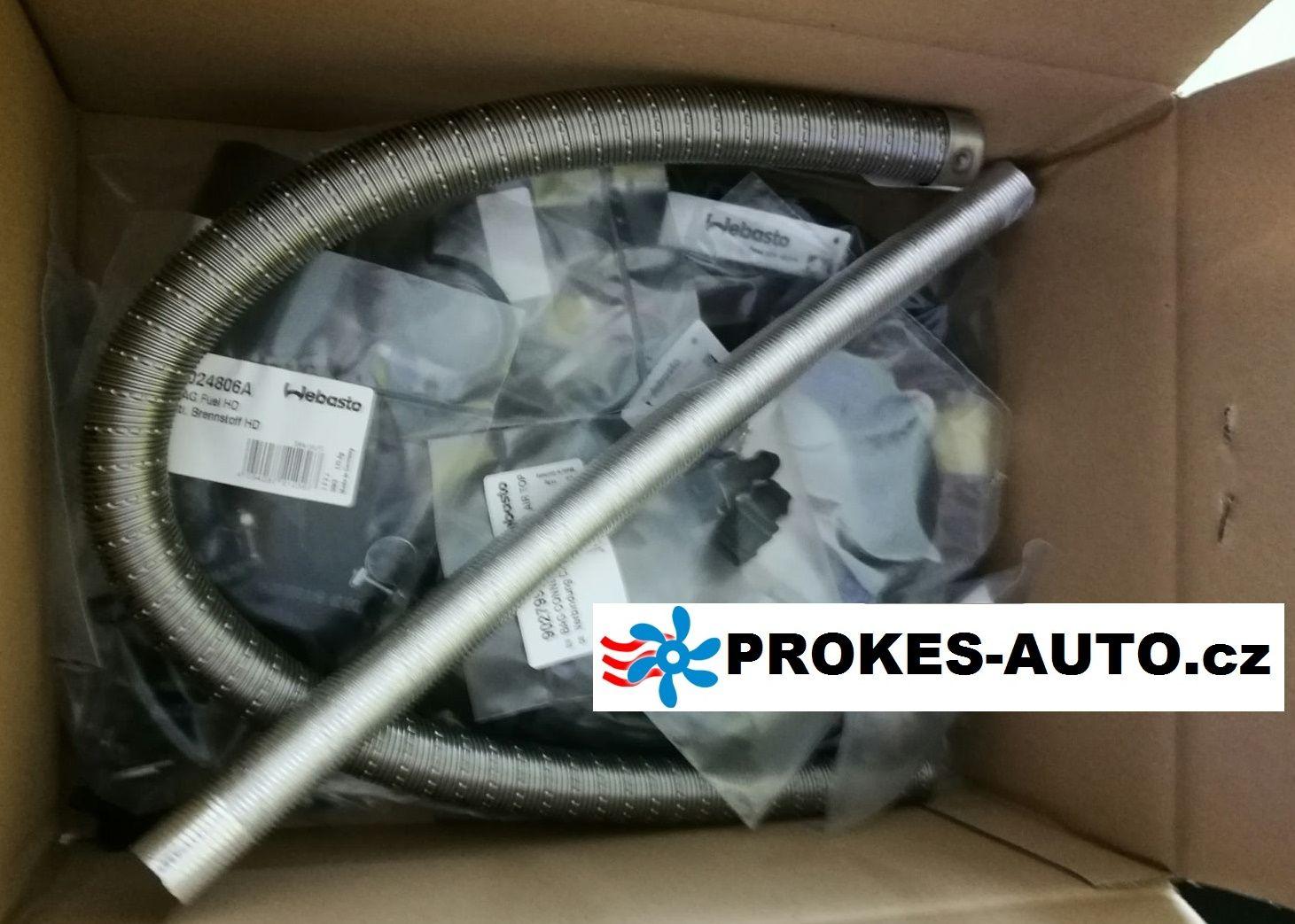 Standard installation kit heater Thermo Top Evo 1314818 Webasto