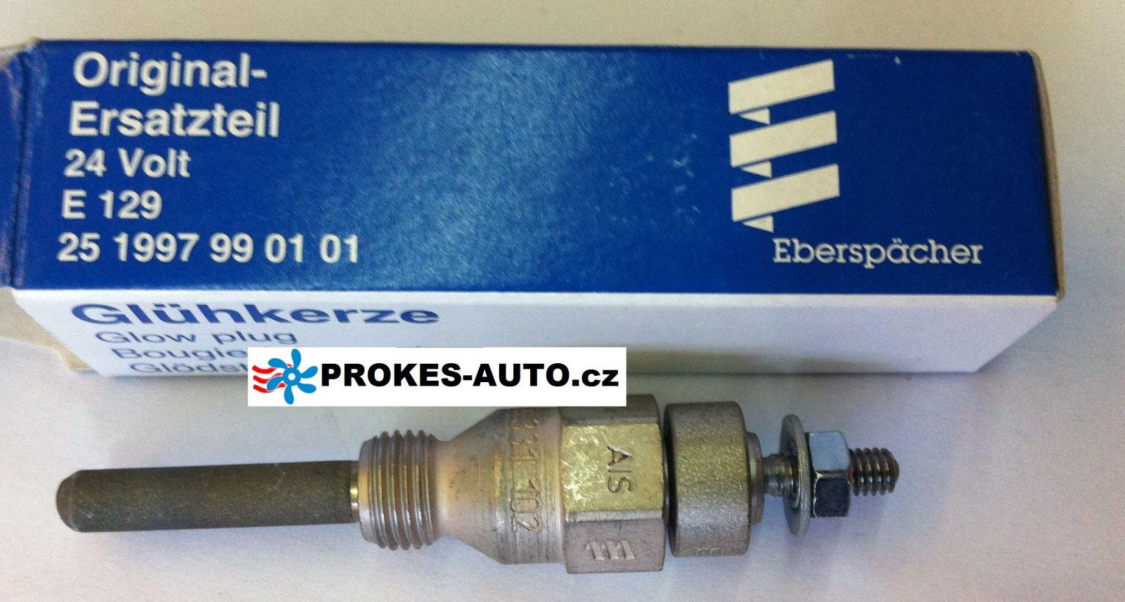 Glow Pin E129 24V Hydronic 10 / D9W 251997990101 Eberspächer