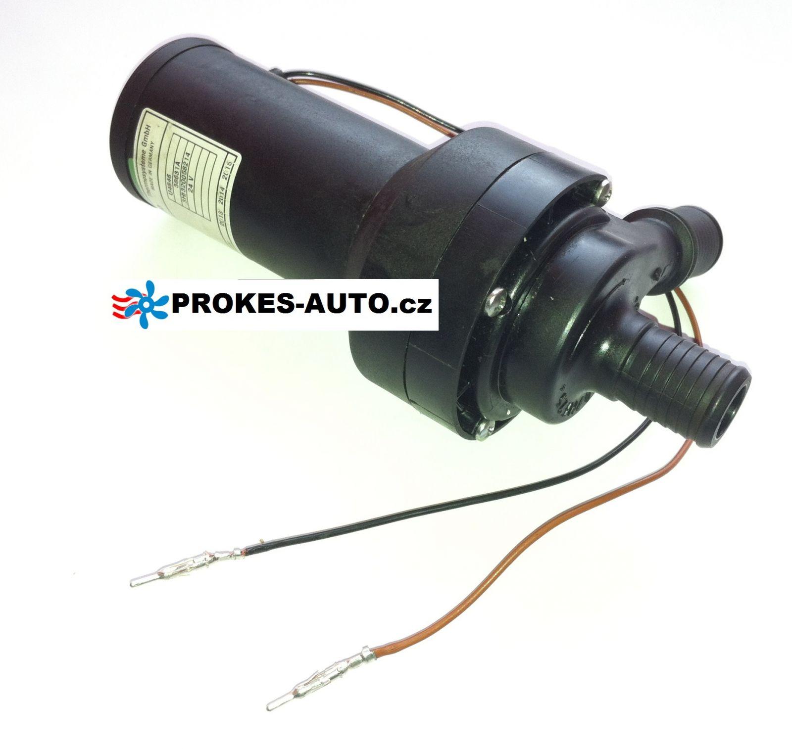 Water circulation pump U4846 24V 82419 / 1322685 / 38631A Webasto