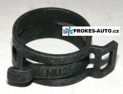 Spring clip for hose 25 mm MU25 Webasto