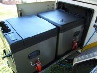 Indel B TB45A 12/24/230V 45L -18°C compressor cooling box