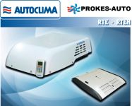 Autoclima RTEH 17 air conditioning 1600W / heating 2100W / 230V