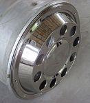 SportsLine Standard Universal front cover for steel wheels 22.5'