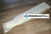 Insulation thermal protection Di 30mm x L 300mm on the exhaust pipe