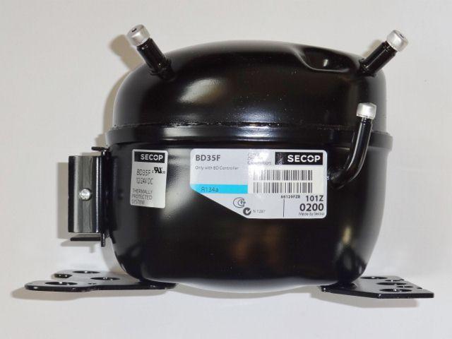 Compressor BD35F SECOP / Danfoss G131 / 12-24V DC / 101Z0200