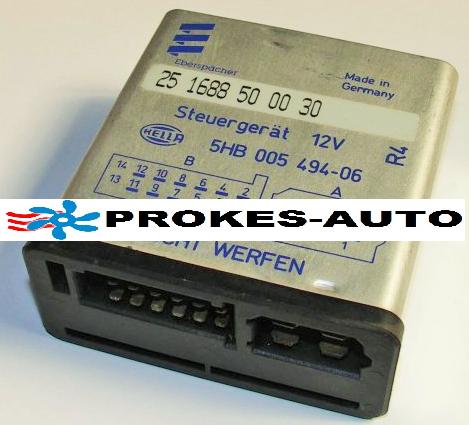 Control Unit D3LC 12 V 251688500030 Eberspächer
