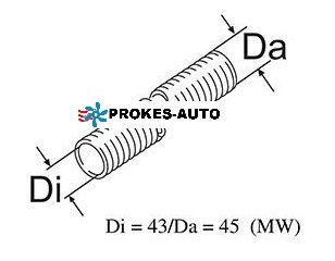 Webasto Insulation protection on Flexi pipe 30/38/40mm 20463
