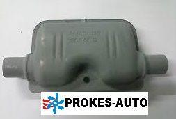 Webasto Exhaust Silencer muffler 22mm 1320841 / 20844 / 1320841A