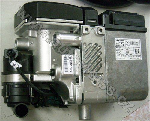 WEBASTO Thermo Top P benzin, 12V