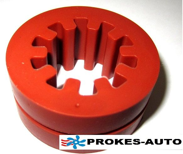 Red Rubber with groove 21/40mm 221000501002 Eberspächer