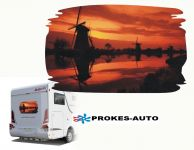 HOLLAND sticker 800 x 500 mm