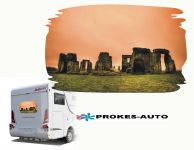 STONEHENGE sticker 800 x 500 mm