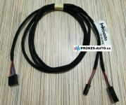 Y cable between preset clock and Telestart T80 / T90 / T91 / 100 HTM 67089 / 1319716 Webasto
