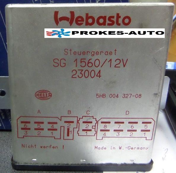 Control unit SG1560 GT DBW 12V 23004 / 1319993 Webasto