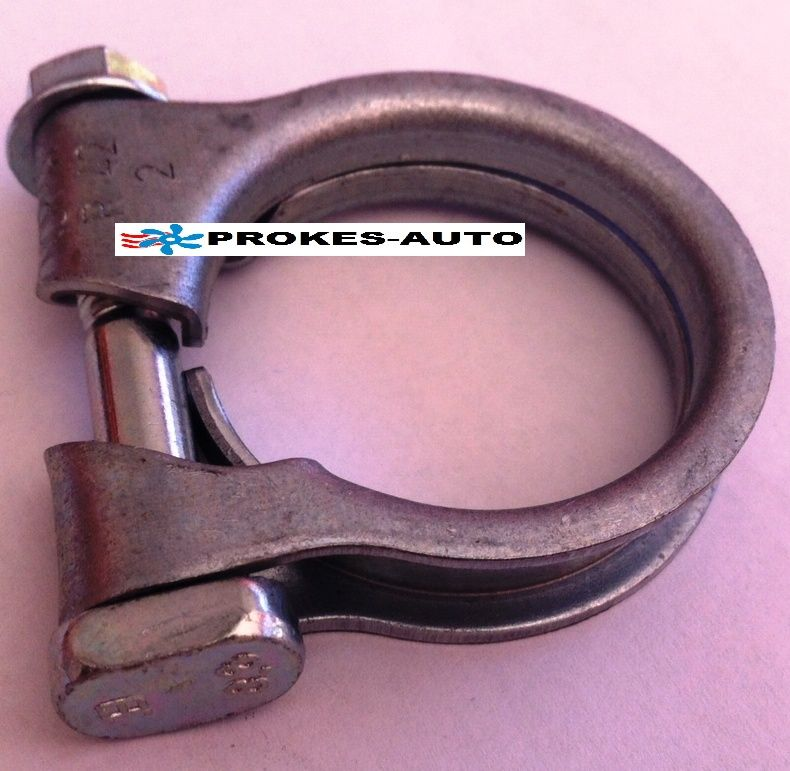 Webasto Clamp for exhaust flexi hose dia.39-42 / 9002255 / 1320194