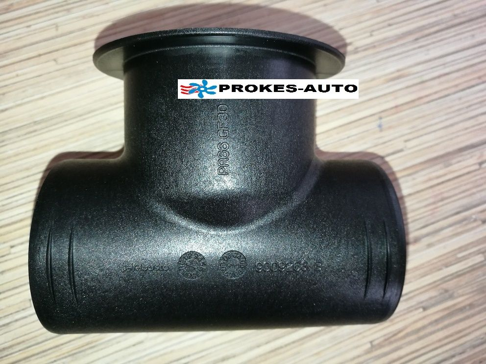 T PIECE 90/60/90 with a threaded outlet 9009267 Webasto
