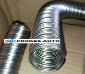 70mm Heater Exhaust Pipe 70X2,5 INOX stainless steel