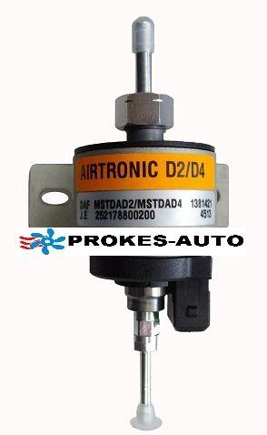 Fuel pump 24V DAF Airtronic D2 / D4 / D4S / D3 1kW-4kW 252178800200 Eberspächer