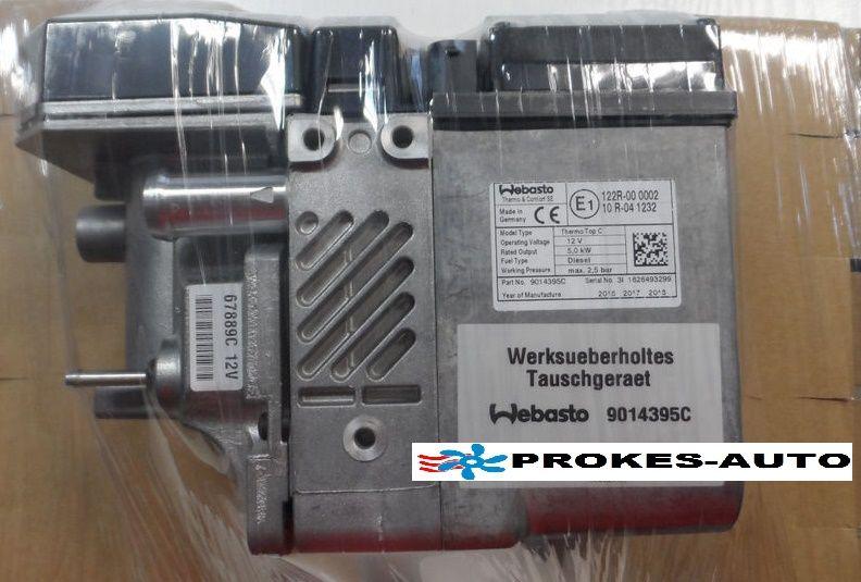 Exchange heating Webasto TTC 7H0815071C VW T5 / Amarok
