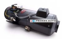 Heating BRANO X7-1M 24V 8,2kW set including driver