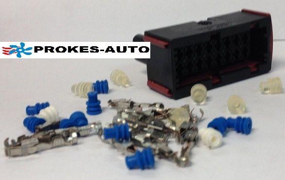 Harness plug connector kit Airtronic D2 / D4 221000318100 Eberspächer