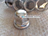 Screw caps made of stainless steel 33 / package 20pcs