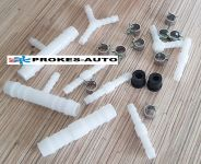 Set of t-pieces + fastening material Bycool R Evolution