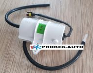 Water pump 24V A/C Bycool R-Evolution with IP67 connector