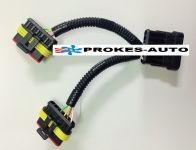 Y cable harness for drivers Planar